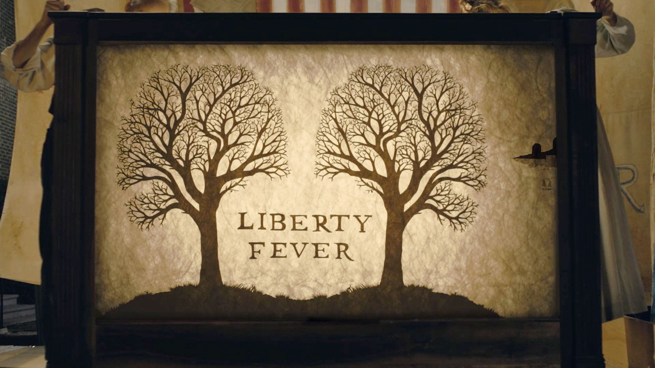 Liberty Fever introductory screen