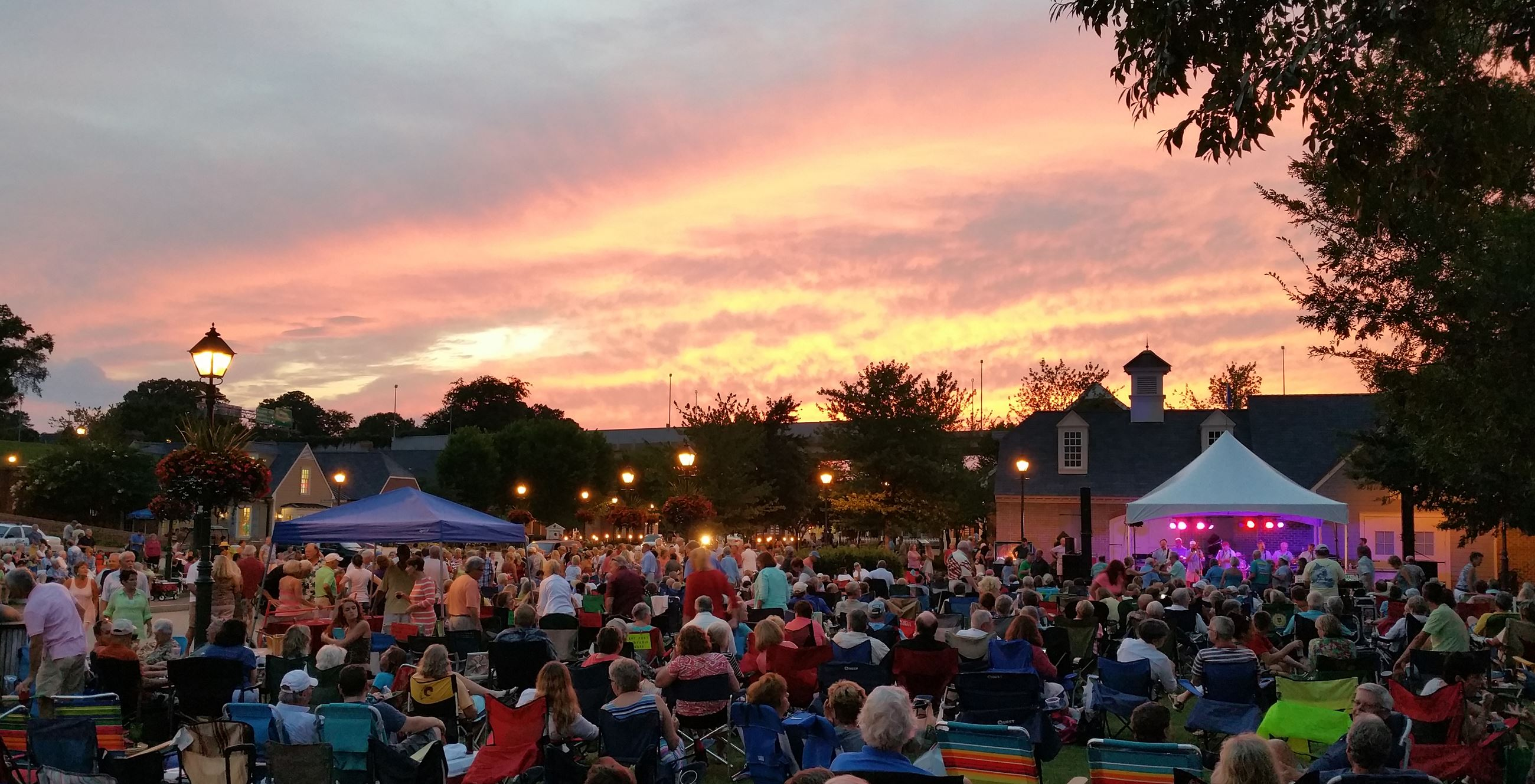 Yorktown Sounds of Summer Concerts Photo