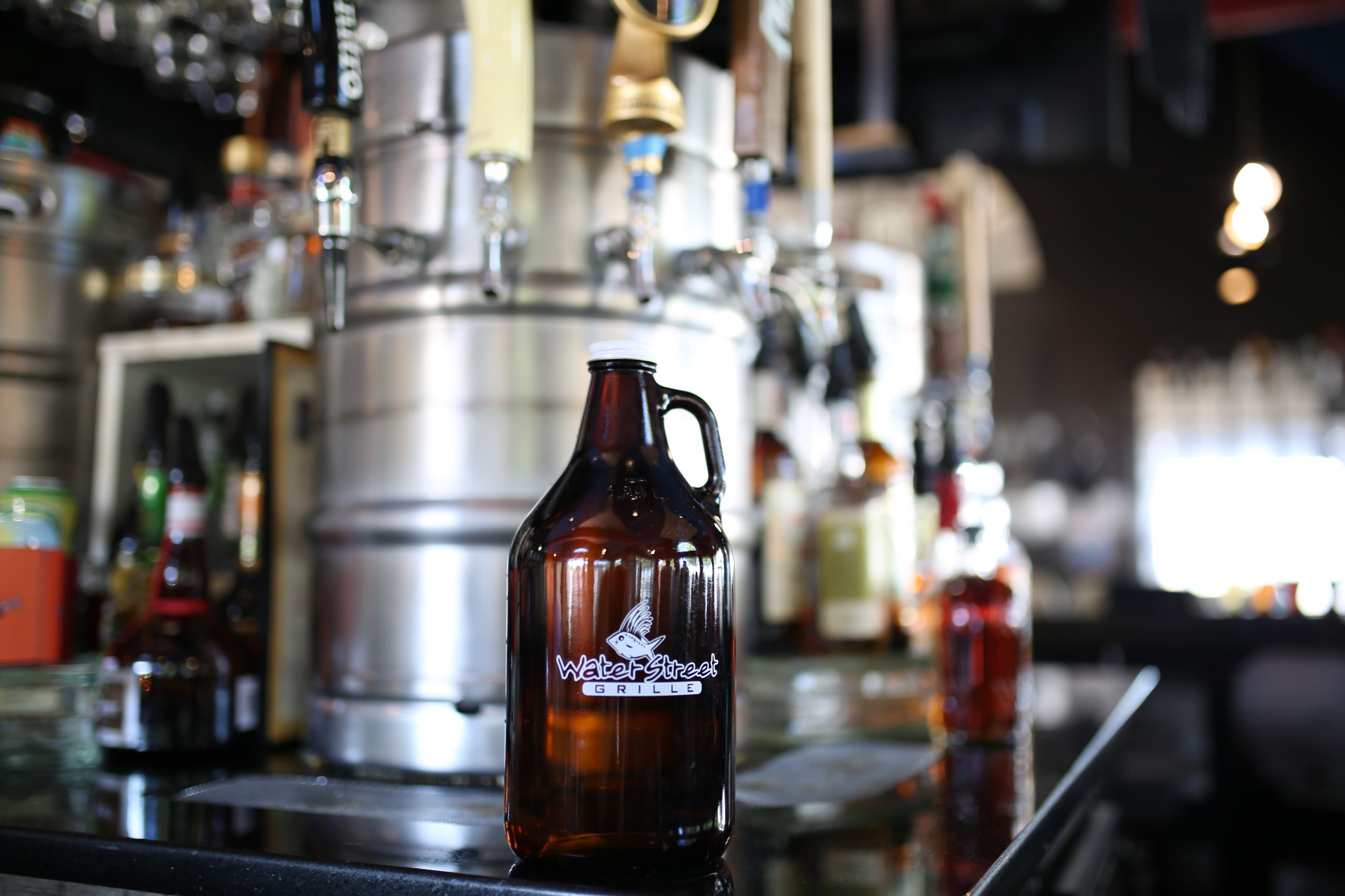 Water Street Grille Growler