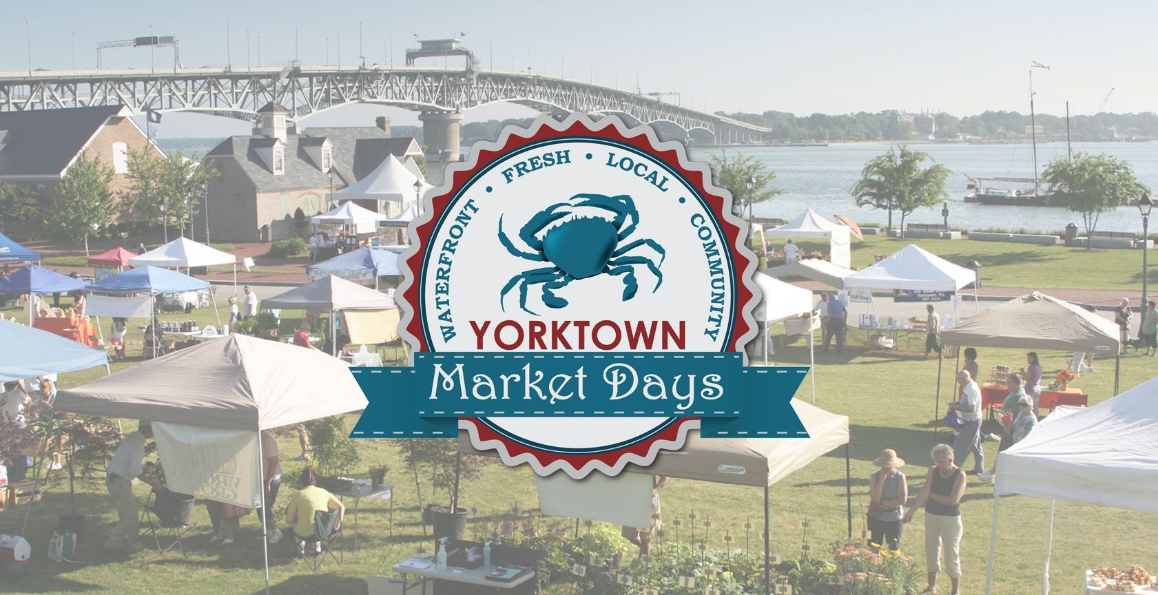 Summer Market Days with Logo