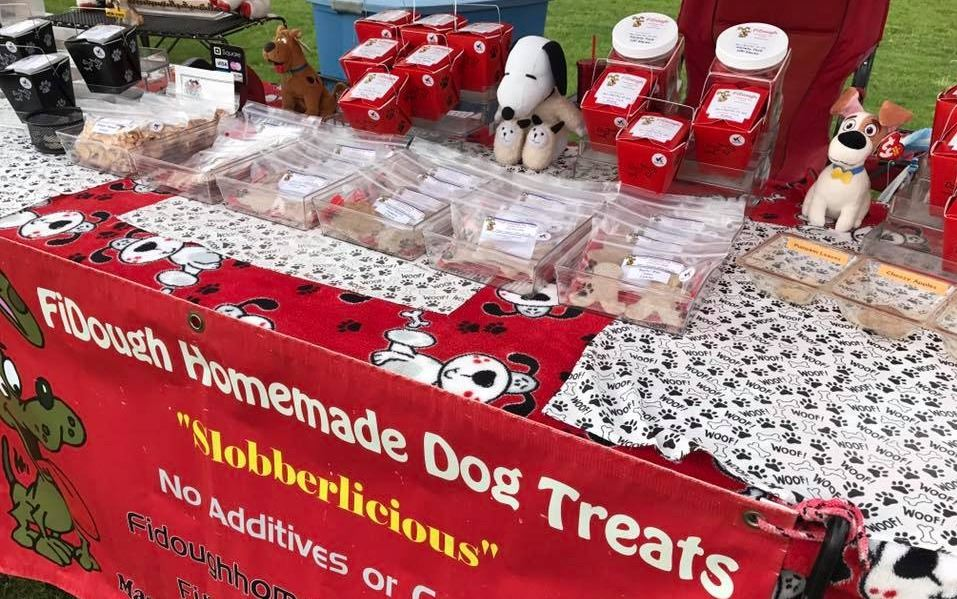 FiDough Gourmet Dog Treats