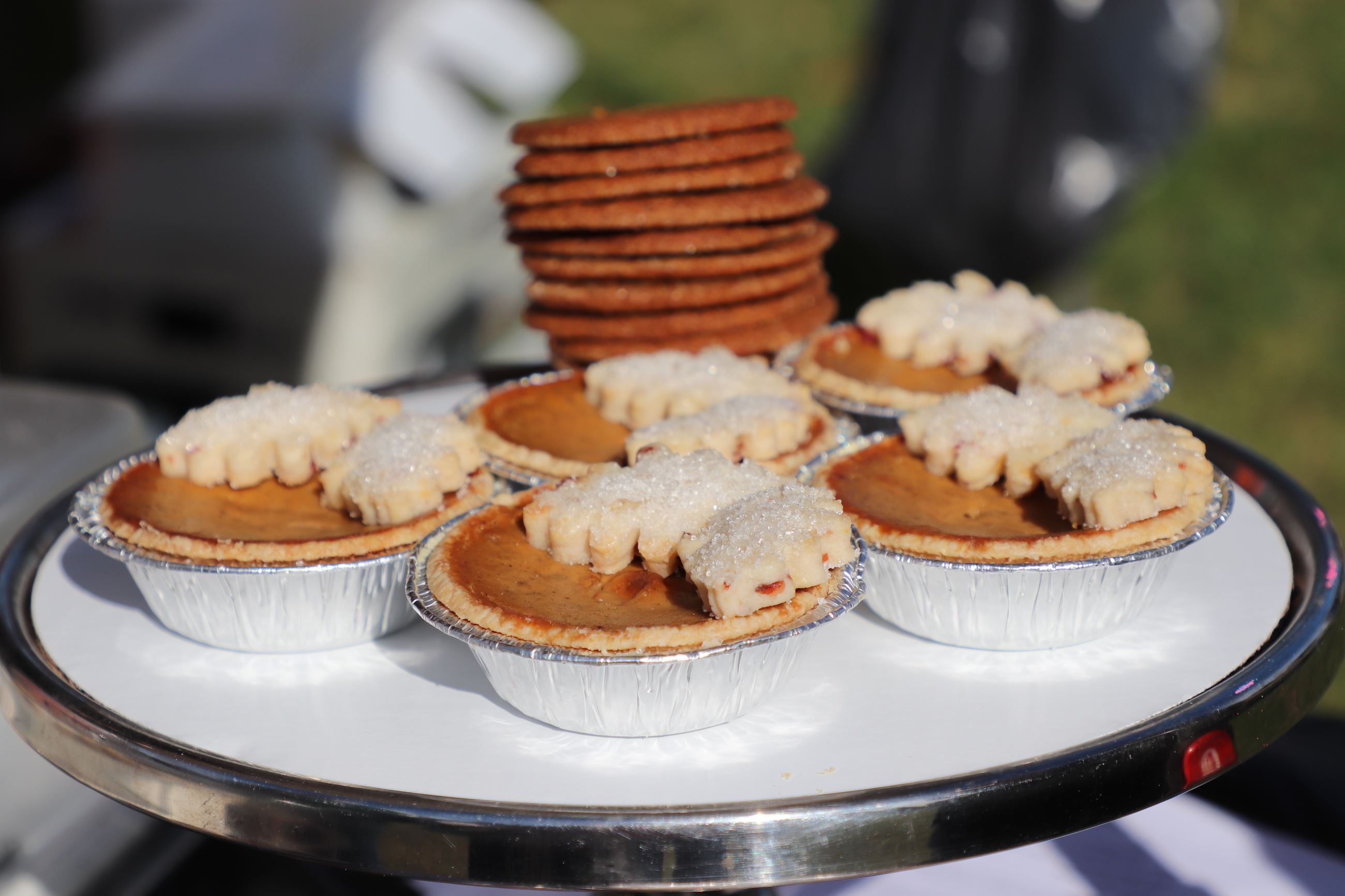 Pumpkin Tarts for Sale