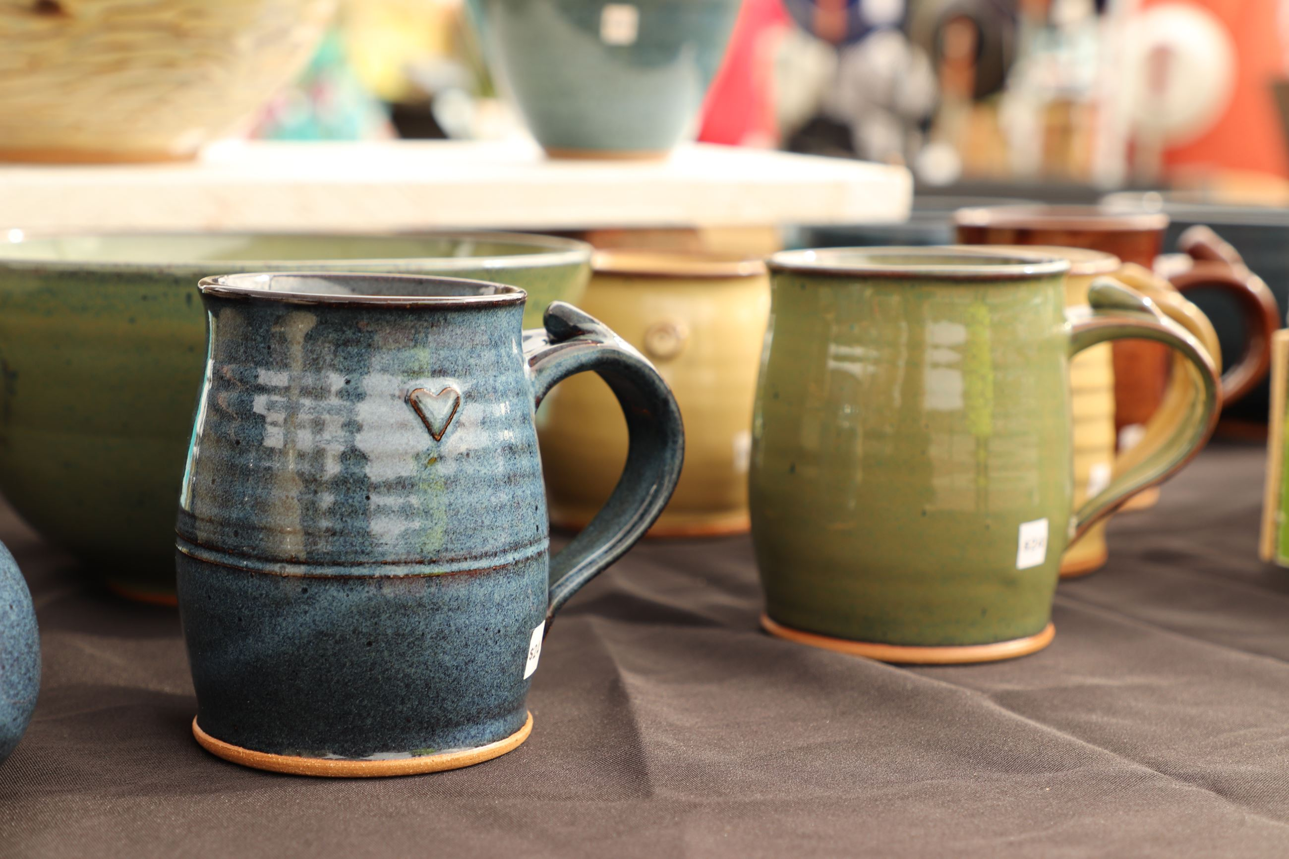 Pottery Yorktown Market Days