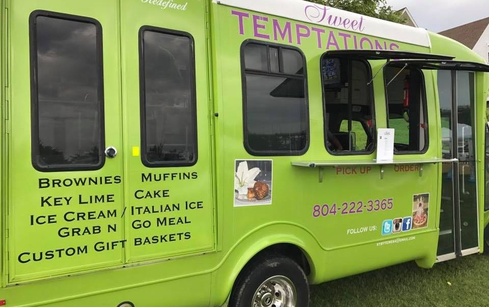 Sweet Temptations Food Truck
