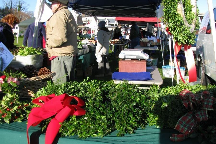 Yorktown Market Days Holiday Market