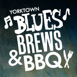 Blues, Brews and BBQ logo