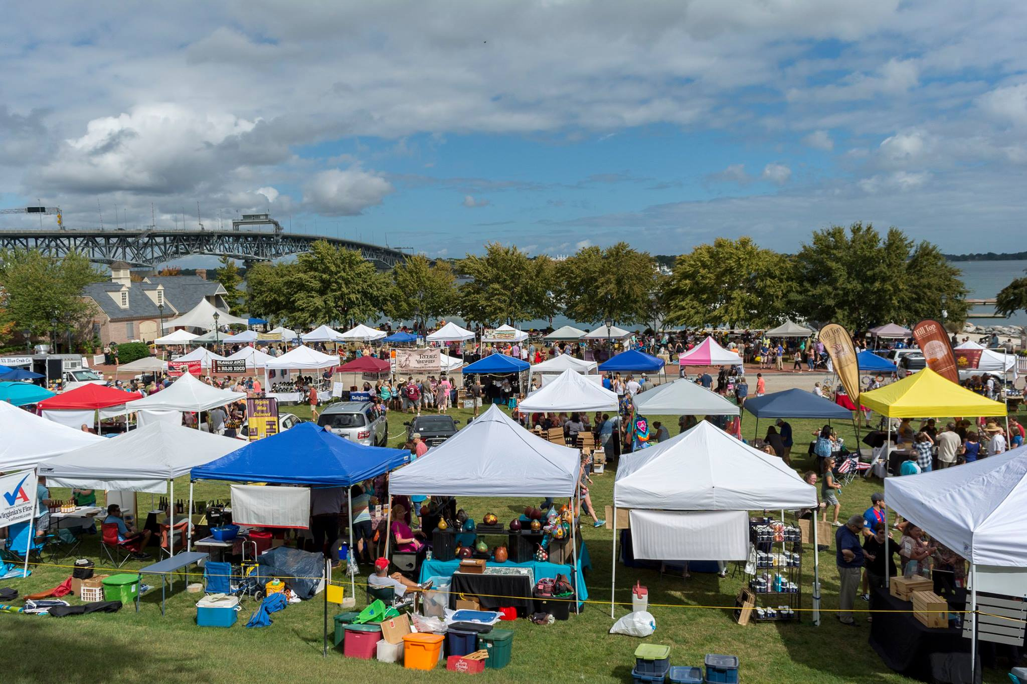 2017 Panoramic Yorktown Wine Festival