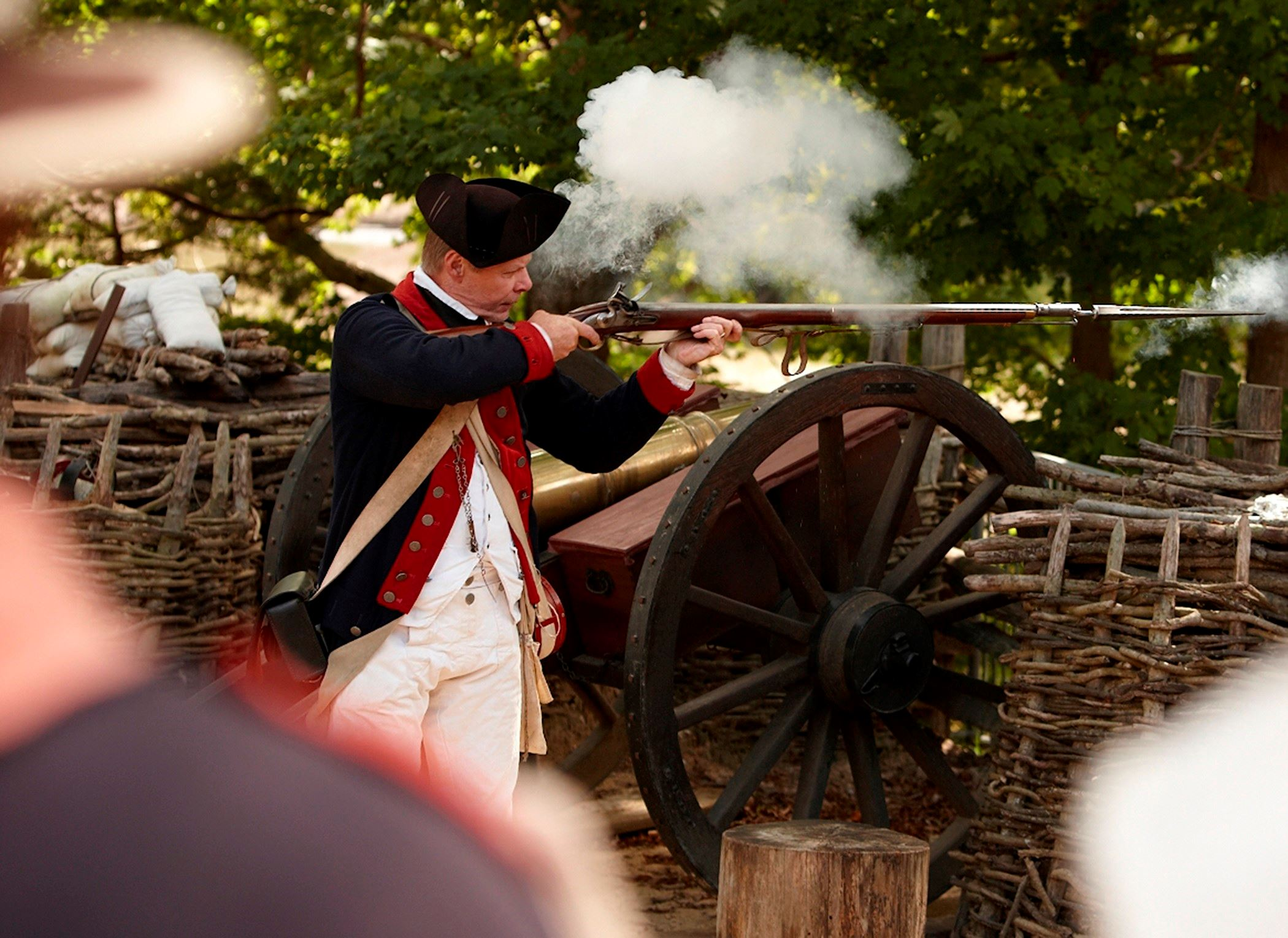 American Revolution Museum at Yorktown Liberty Celebration