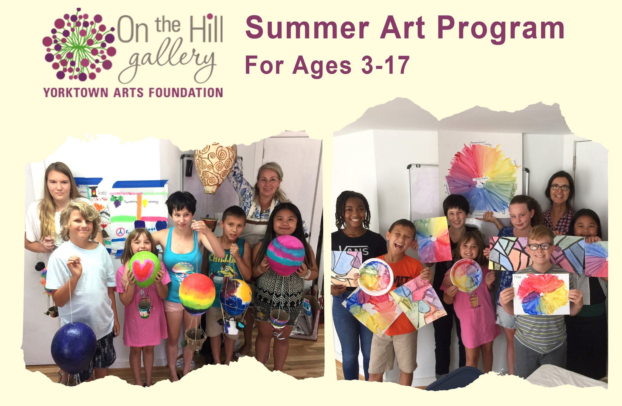 Summer Art Program