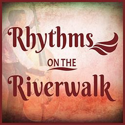 Rhythms on the Riverwalk Logo