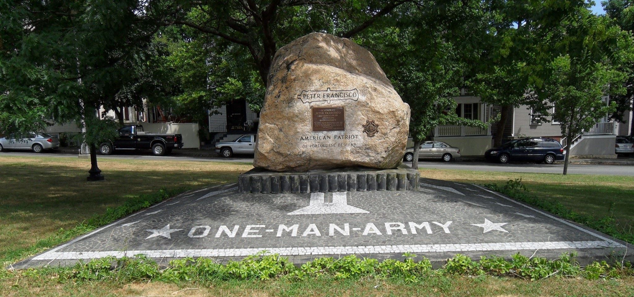 Massachusetts Memorial