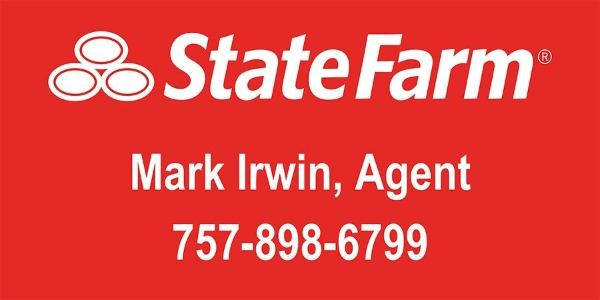 Mark Irwin State Farm LOGO