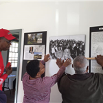 Preview Opening of Local Black History Exhibit