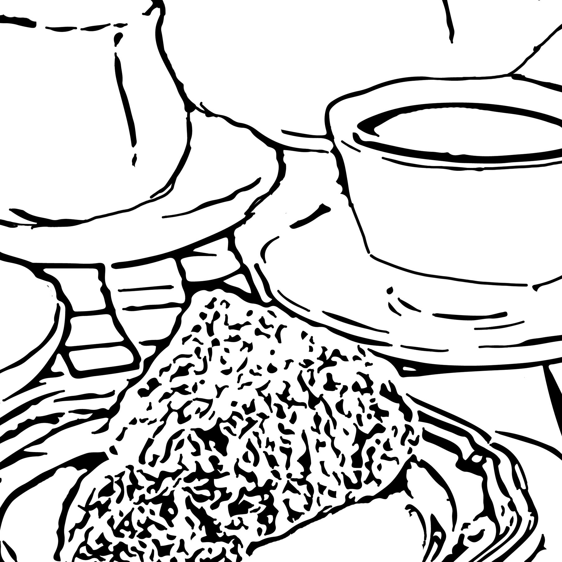 Coloring Pages Mobjack Bay Coffee Roasters