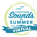 Sounds of Summer Round Virtual Logo