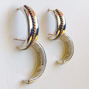 Viccellio Goldsmith Earrings