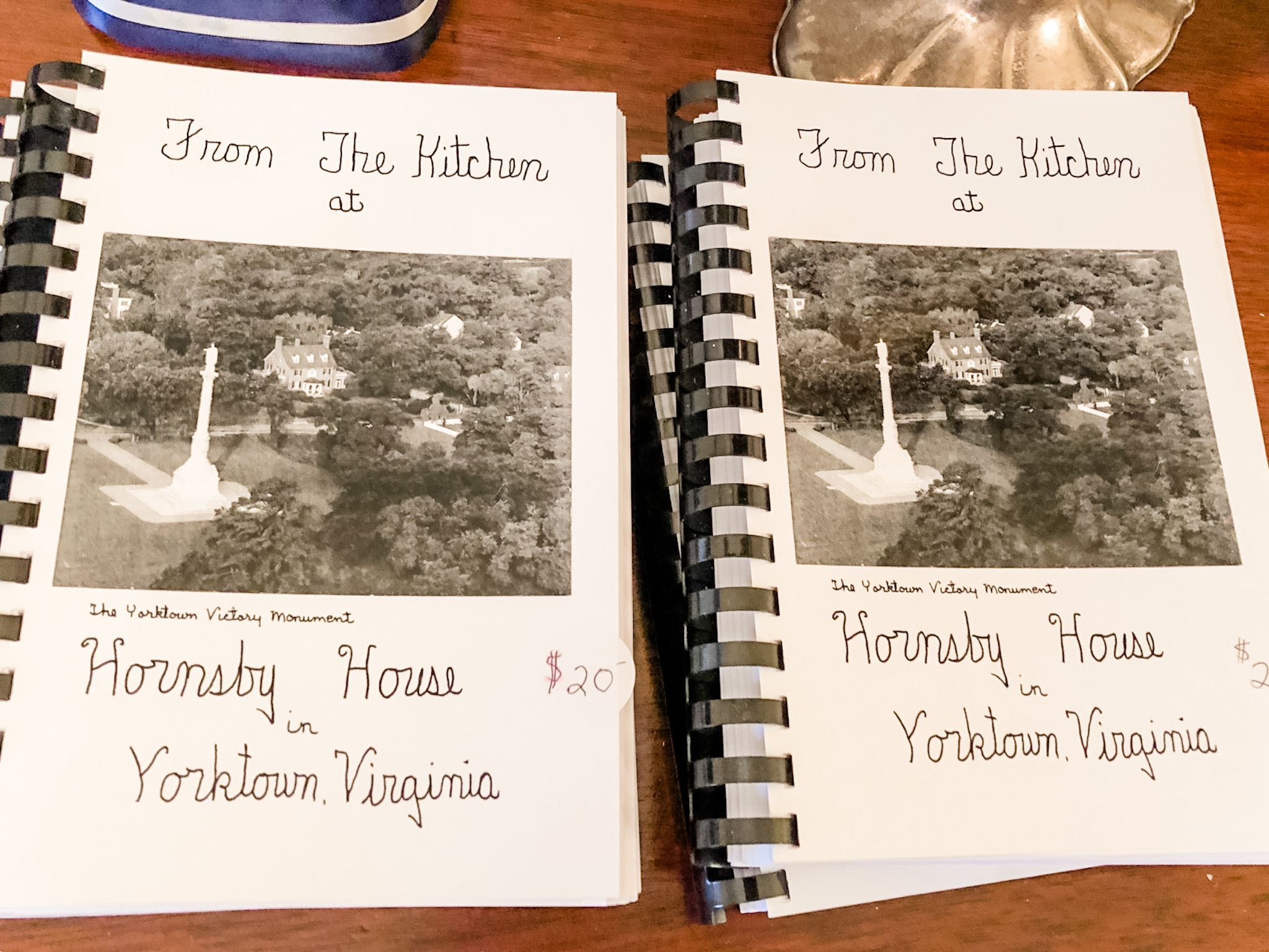 Hornsby House Cookbook