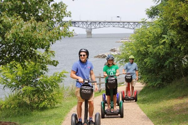 Patriot Tours Segway Rentals