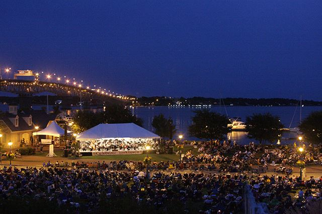 Virginia Symphony in Yorktown