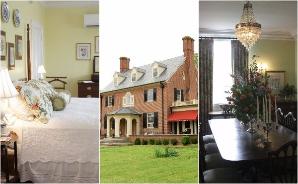 Hornsby House Inn Collage