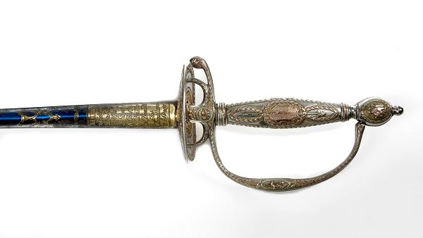 Continental Congress Presentation Sword, circa 1785