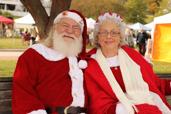 Santa and Mrs. Claus Market