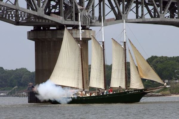 Schooner Alliance Pirate Adventure Cruise