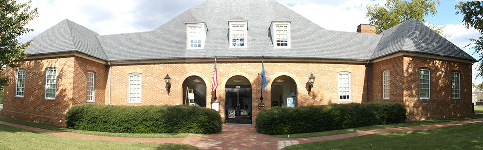 York County Historical Museum Exterior